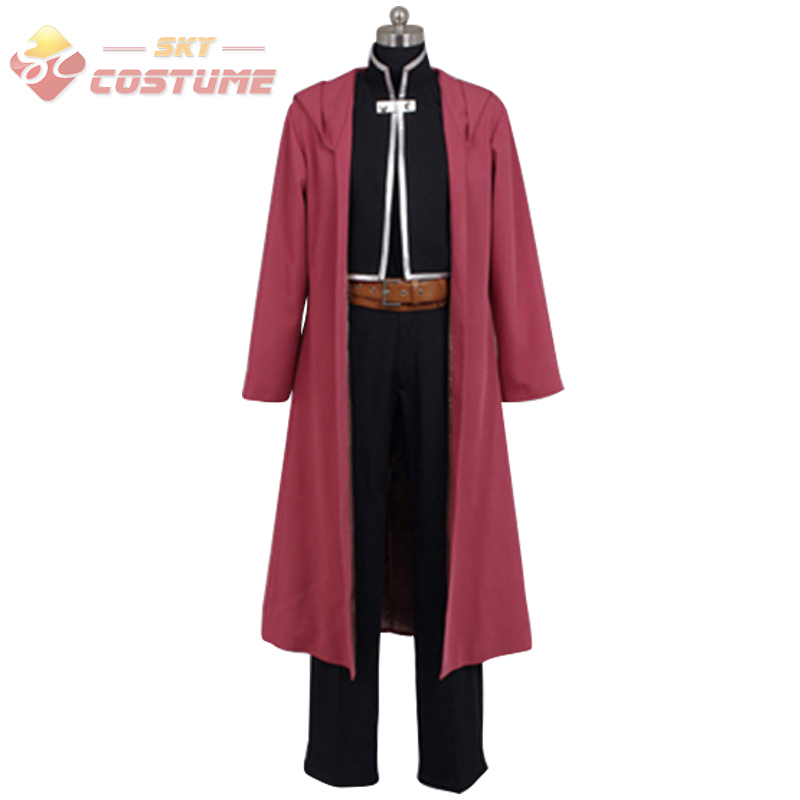 FullMetal Alchemist Edward Elric Anime Halloween Christmas ...