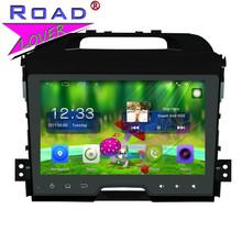 TOPNAVI Android 6 0 2G + 32 GB 9 #8222 Quad Core samochodów Media centrum odtwarzacz dla KIA Spotage Stereo nawigacja GPS pojemność 2Din MP4 tanie tanio Funkcja wi-fi Obsługuje can-bus Wsparcie 3g sieci Jpeg Dvd-r rw Dvd-ram Video cd Spanish Norweski Portugalski Duński Arabski