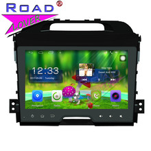 TOPNAVI Android 6.0 2G+32GB 9″ Quad Core Car Media Center Player For KIA Spotage Stereo GPS Navigation Capacity 2Din MP4