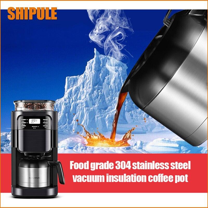 FREE SHIPPING Semi-automatic Italian Cappuccino espresso coffee maker home Coffee making machine
