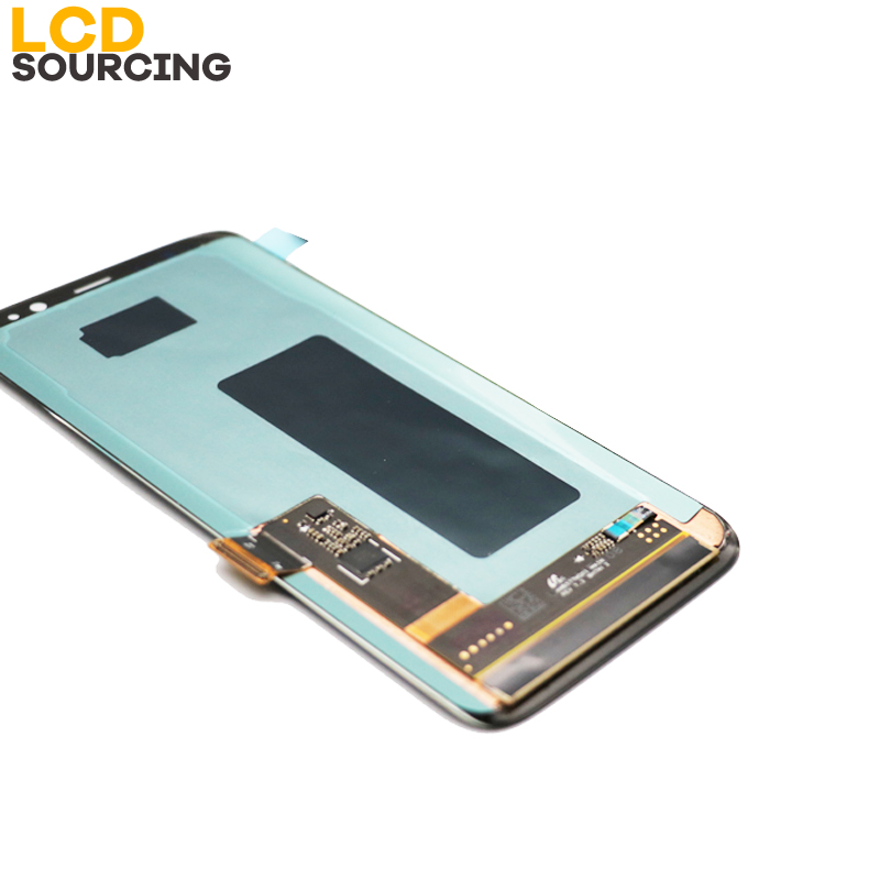 Image 5 - AMOLED S8 For SAMSUNG Galaxy S8 LCD Display G950 G950F Touch Screen Digitizer Assembly For S8+ Plus G955 G955F replace-in Mobile Phone LCD Screens from Cellphones & Telecommunications