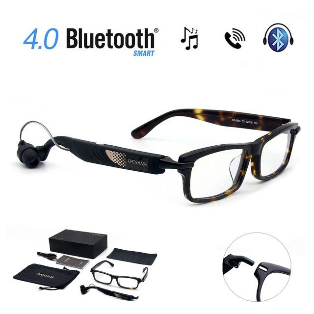 WP Мода Вождения Смарт Очки Handsfree Smart Touch Подключение Bluetooth Стерео Гарнитуры Новая Мода Смарт-Стекла