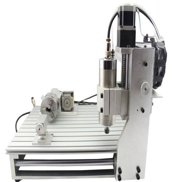 """""""Aman 3040"""" 4 ašių cnc graviravimo mašina cnc - Medienos apdirbimo įranga - Nuotrauka 3"""