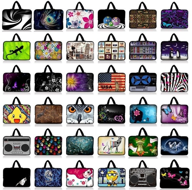 7.9 9.7 10.1 11.6 12.1 13 13.3 14 14.1 15 15.4 15.6 Computer Notebook Laptop Bag Sleeve Tablet Case Cover For Dell HP Asus