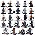 Одной Продажи Звездные войны The Force Пробуждает Kylo Рен Капитан Phasma Цифры Строительные Блоки Кирпичи Игрушки для Детей