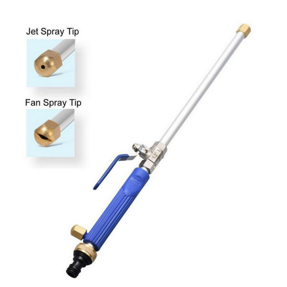 Image 3 - Car high Pressure Power Jet Cleaning Machine Cleaning Water Gun 46.5CM Spray Nozzle Water Hose Wand Accessory Automatic Cleaning-in Car Washer from Automobiles & Motorcycles