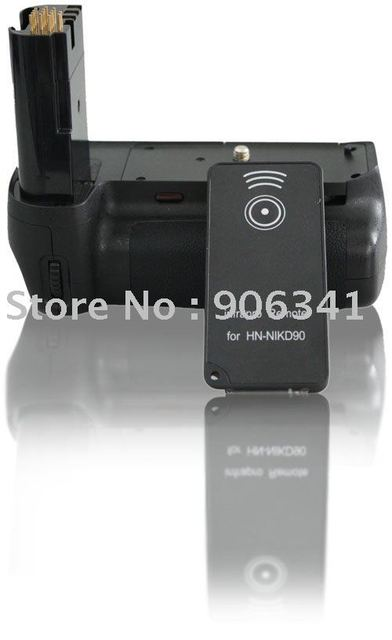 Battery Power Grip for Nikon D80 D90 MB-D80 SLR free shipping