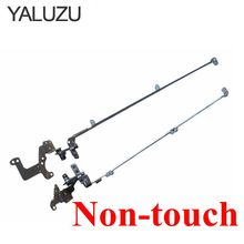 YALUZU Laptop LCD hinges For Acer Aspire V5-572 V5-572G V5-572P V5-552 V5-573 V5-573G Left+Right Notebook LCD Hinge NON-TOUCH yaluzu new top cover case for lcd top cover for acer v5 552 v5 573 v5 572 v5 573pg top rear lcd lid cover case lcd back cover