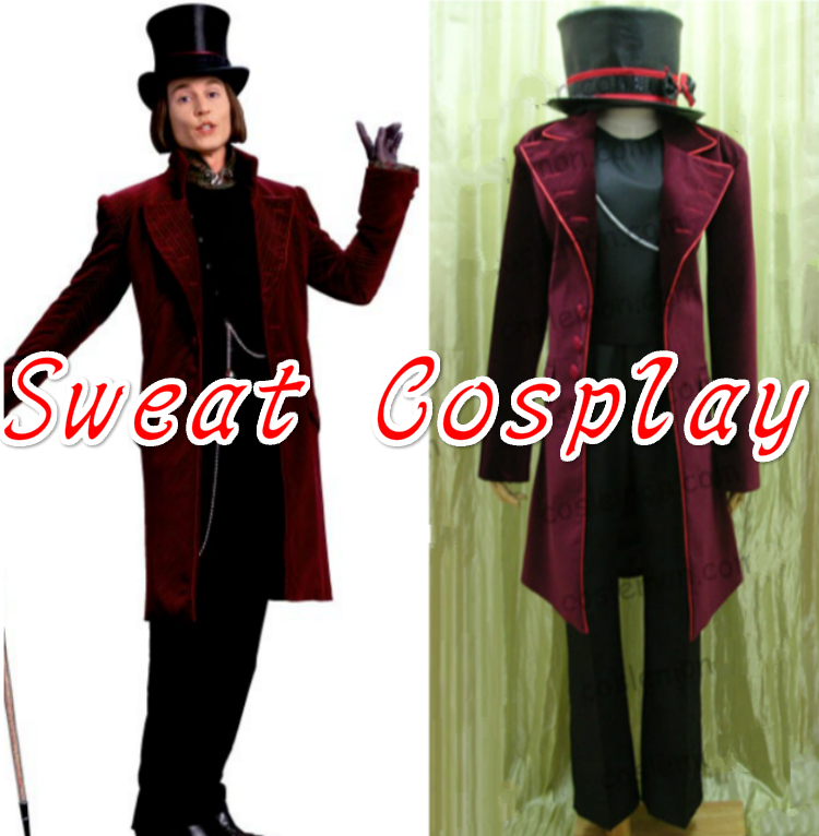 Compare Prices on Chocolate Factory Costume- Online ...