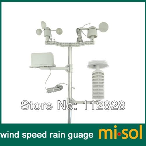 misol / Professional Wireless Weather Station Jutiklinis skydelis su - Matavimo prietaisai - Nuotrauka 4