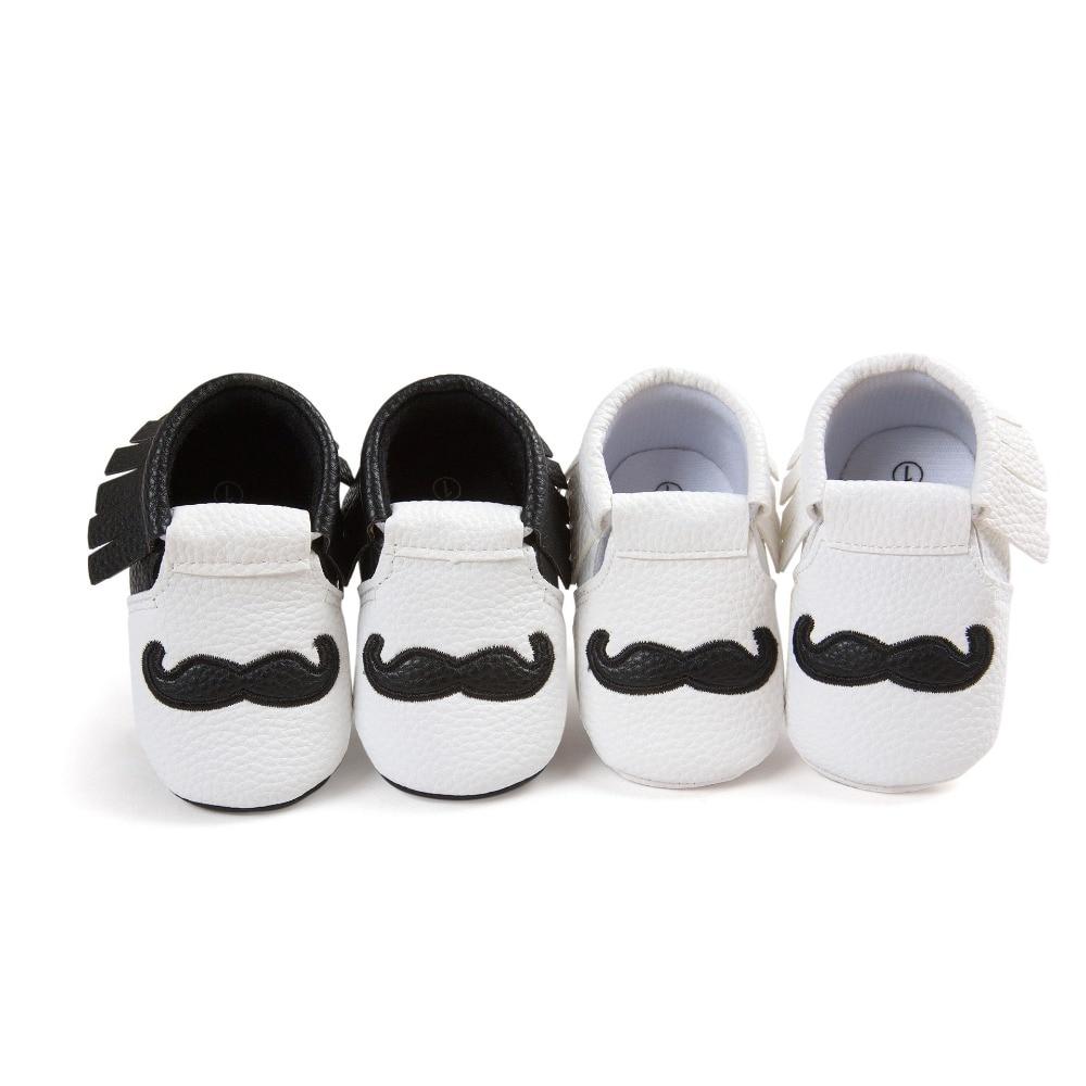 2016 Sayoyo Merek Pola Kulit Moccasin Cetak Lembut Bersol Bayi Baru Lahir  Sepatu Bayi perempuan Laki-laki Balita Sepatu Pertama Pejalan Kaki Buaian 2212b95592