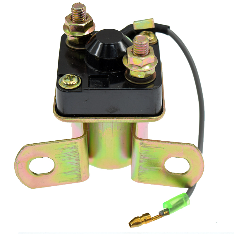 For POLARIS ATV Sportsman 335 1999-2000 350 1993 500 1996 1997 1998-2000  12V Starter Solenoid Lgnition Key Switch Starting Relay