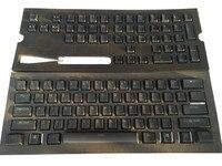 Black 108 key PBT Double shot Translucidus Backlit Keycaps For Corsair STRAFE K65 K70 Logitech G710+ Mechanical gaming Keyboard