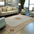 AOVOLL Teppiche Für Wohnzimmer Weihnachten Teppich Royal Weiche Einfache Stil Schlafzimmer Teppiche Boden Tür Matte Klassische Große Bereich Teppich-in Teppich aus Heim und Garten bei