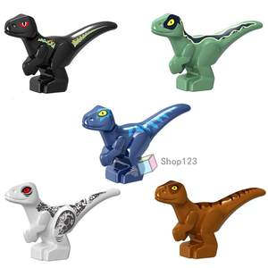 World Minifigs Jurassic Dinosaurs Legoings Building Blocks