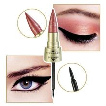 1 Pcs Double-end 2-in-1 Pearly Glimmer Eyeshadow