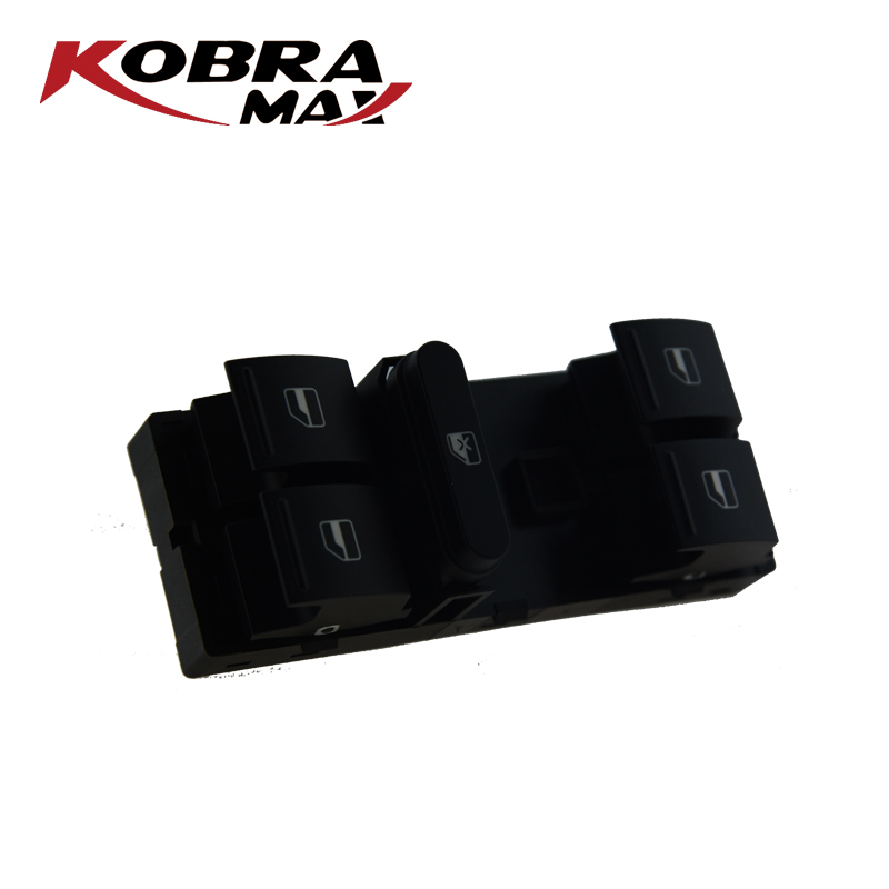 KobraMax Driver Door Window Control Switch Button For Volkswagen Golf Passat CC 1K49598578 in Car Switches Relays from Automobiles Motorcycles