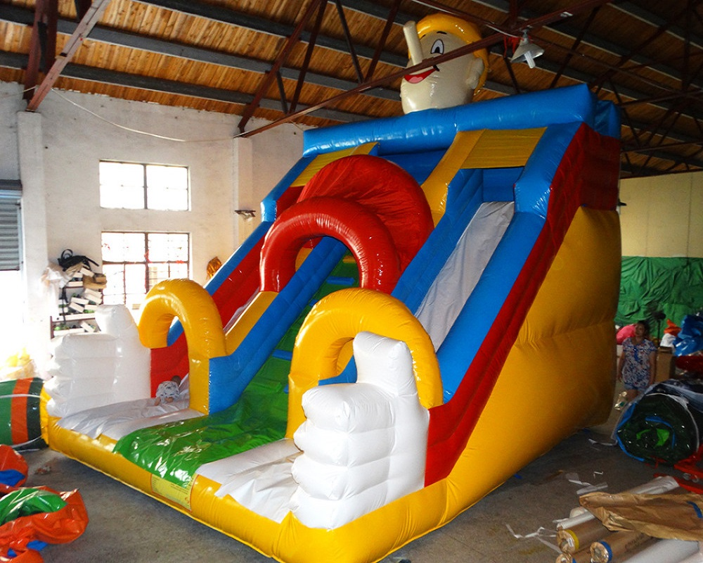 Çocuk eğlence parkı slayt şişme fabrika doğrudan - Eğlence - Fotoğraf 3