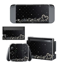 Nintend Switch Vinyl Skins Sticker For Nintendo Console and Controller Skin Set - Game Kingdom Hearts 3