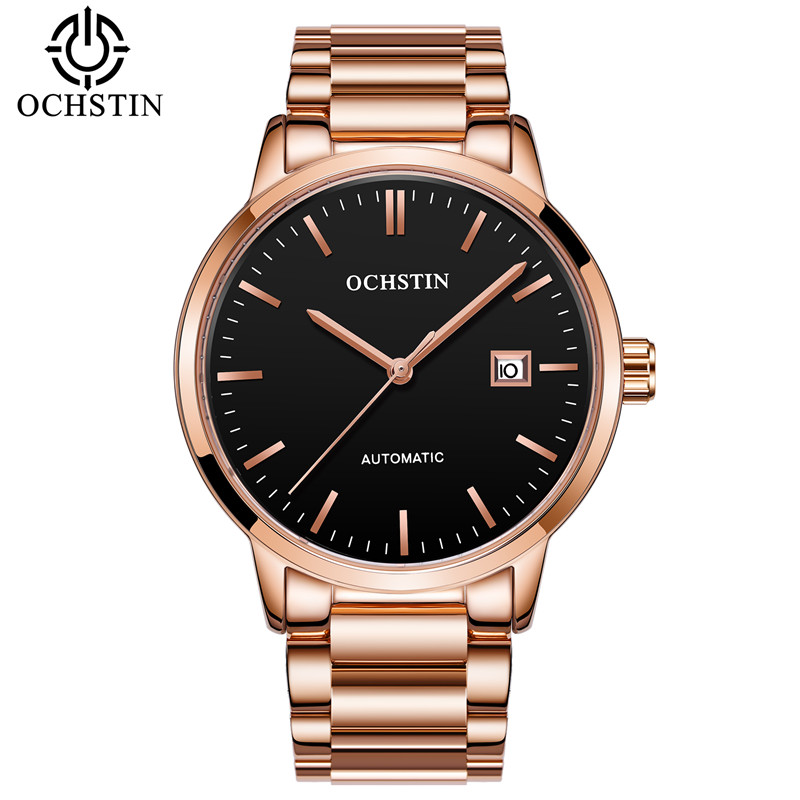 Luxury Top Brand Male Clock Fashion Steel Automatic Mechanical Watch Men watch Relogio Masculino Sport Business Wrist Watch Gift tevise fashion sport automatic mechanical watch men top brand luxury male clock wrist watches for men relogio masculino t629b