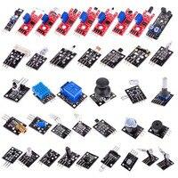 37 In 1 Sensor Module Kit Mit Fall Geeignet Für Arduino & MCU Bildung Benutzer Anschlüsse    M25-in Steckverbinder aus Licht & Beleuchtung bei