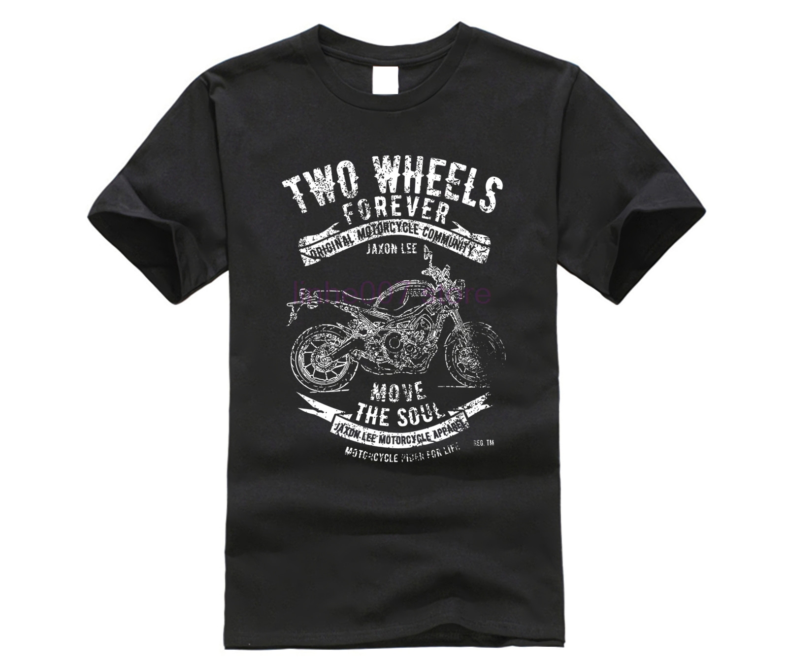 2019 New Short Sleeves Cotton Fashion   T     Shirt   Japanese XSR900 Motorcycle design Tee   shirt