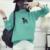 Animal Camisolas Das Mulheres Casaco Com Capuz De Impressão Buldogue Francês MAMA Crewneck Camisola Das Mulheres Plus Size Impresso Pullover Mulher NSW-21598