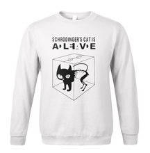 The Big Bang Theory Schrodinger's Cat print sweatshirt men 2017 spring winter fashion hoodies men tracksuit brand clothing