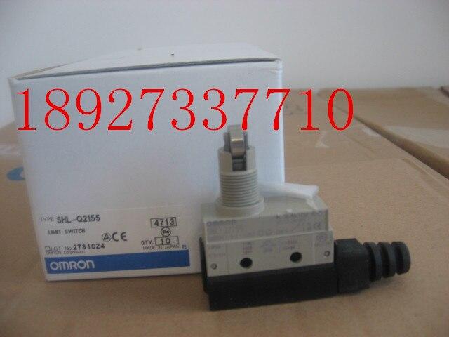 [ZOB] Supply of new imported omron Omron limit switch SHL-Q2155  --5PCS/LOT lot of 5pcs mg200h1al1 igbt new