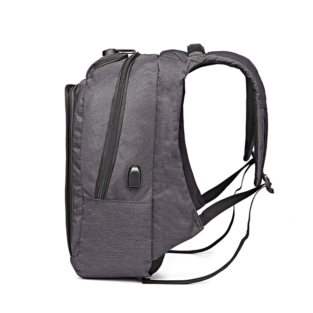 Carlos Anti Thief Backpack with Big Capacity