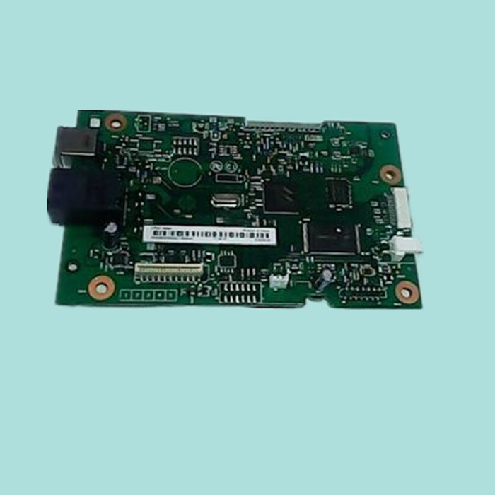 Formatter Board for HP LaserJet Pro MFP M127 M128 CZ181-60001 CZ183-60001 print part on sale new oem formatter board 220v for hp laserjet pro m126a m126 m125a m125 126 125 cz172 60001 high quality mainboard copier parts