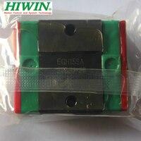 1pcs HIWIN EGH15 SA EGH15SA EG15 New Original Linear Guide Block Original HIWIN Linear Guide CNC