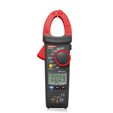 цены UNI-T UT213A UT213B UT213C 400A AC DC  Digital Clamp Meter Voltage Resistance Capacitance Multimeter   Auto Range multimetro Dio