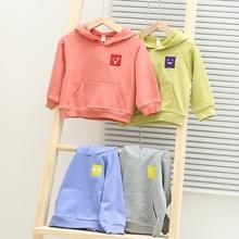Лидер продаж; Новинка; пуловер с принтом; футболка; коллекция года; Весенняя Детская толстовка; топы с длинными рукавами; модные толстовки; детская одежда для мальчиков и девочек