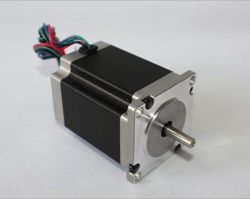 1 pcs Nema23 Stepper Motor 57HS76-3004 57*76mm 1.9N.m 3A Nema 23 motor 270Oz-in for 3D printer for CNC engraving milling machin 57 stepper motor 76mm 3a 1 8nm 23hd76002y 30b engraving machine motor
