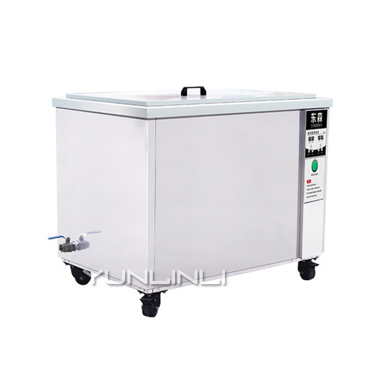 Ultrasonic Cleaning Machine Industrial Engine 110V/220V 3000W Hardware Auto Parts Plastic Glass Cleaning Equipment DS 300K|Machine Centre| |  - title=