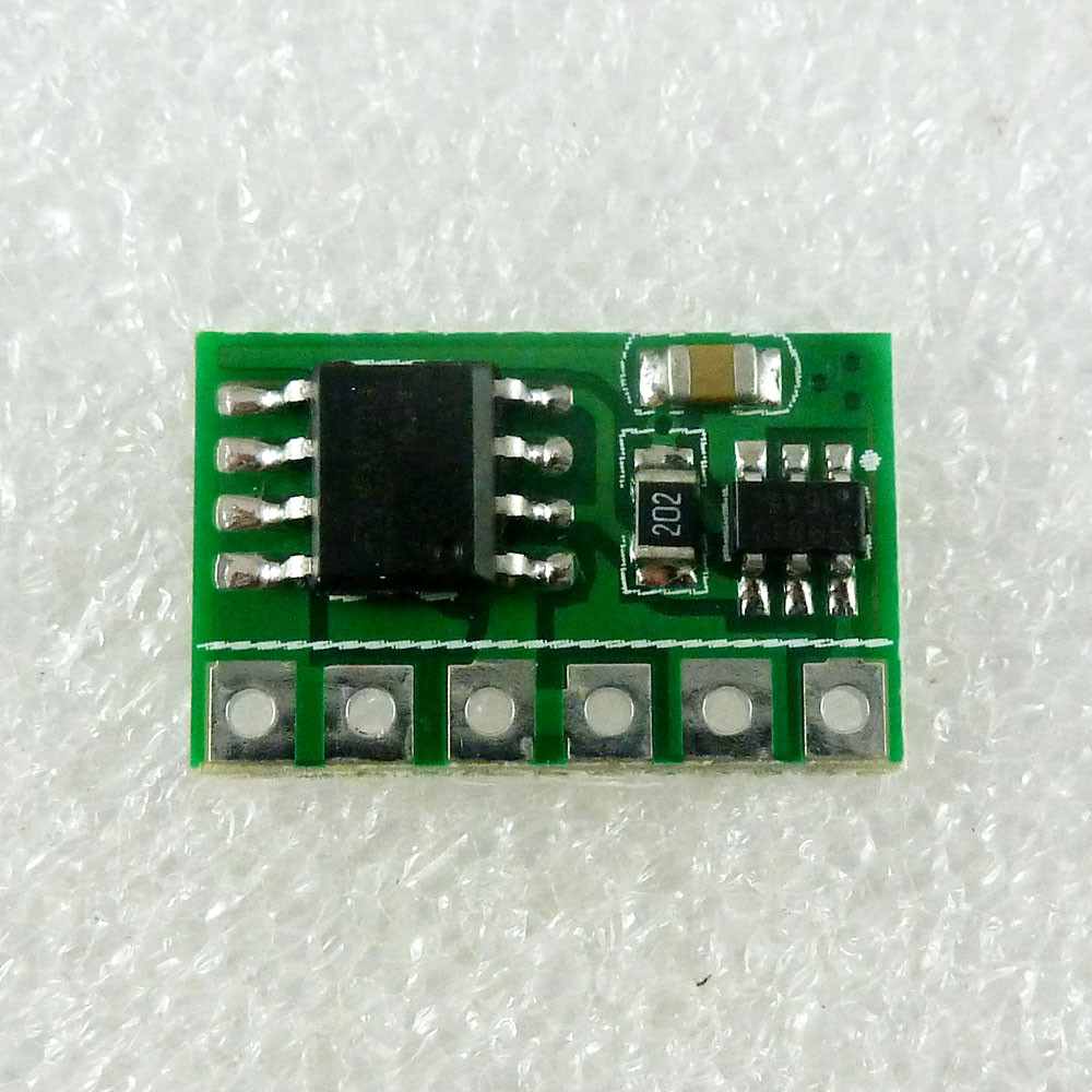 6A DC 3 v 3,3 v 3,7 v 5 v Elektronische Schalter Latch Bistabile Self-locking Trigger Board für LED Motor Fahrer Solar Lithium-batterie