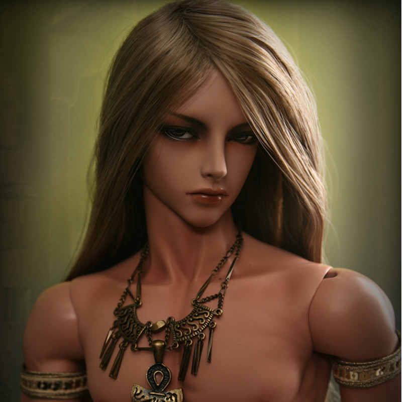 1/3 Ender-Lord of dead bjd / sd doll Anubis fantasy doll resin ball jointed model reborn high quality toy low price thumbnail