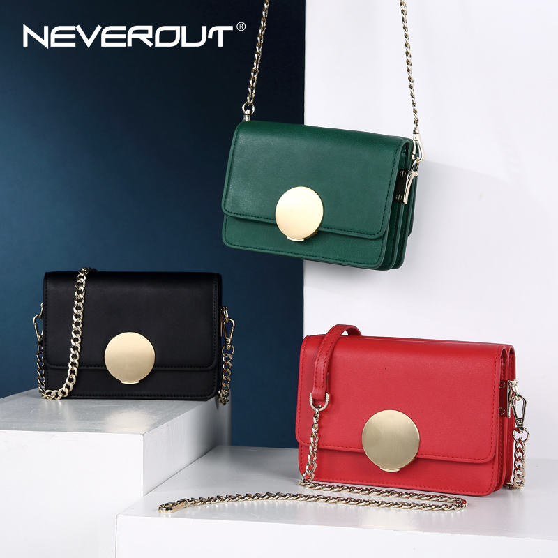 NEVEROUT 5 Color Brand Split Leather Bag Women Double Sided Flap Small Bags Solid Messenger Shoulder Sac Mini Crossbody Purse все цены