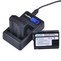 2 X DuraPro EN EL15 ENEL15 EN EL15 Battery LCD USB Dual Charger For Nikon D800E