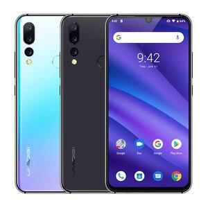 Image 3 - Global Version UMIDIGI A5 PRO 16MP Triple Camera Dual 4G Mobile Phone 4GB 32GB 6.3 FHD Android 9.0 Octa Core 4150mAh Smartphone