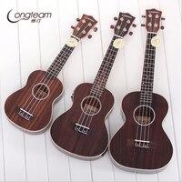 23/26 inch all rosewood ukulele ukulele guitar electric box guitar