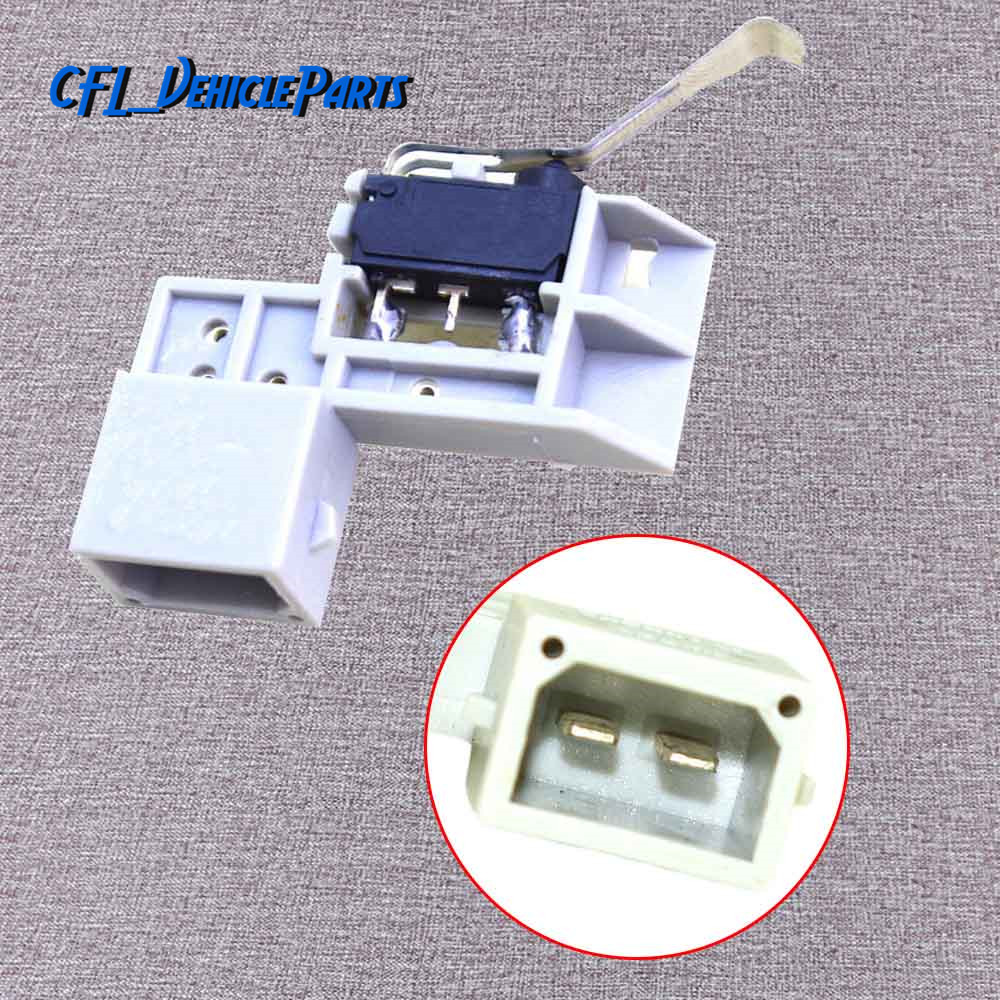 Rear Trunk Latch Lock Micro Switch 8D5959489 For VW Bora Passat B5 Jetta 2000 For Audi A3 A4 For Skoda For Seat