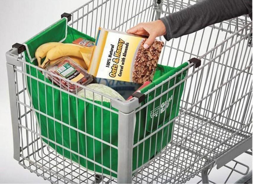 New-Grab-Bag-2-Piece-Reusable-Ecofriendly-Shopping-Bag-Large-capacity-Foldable-cart-square-pocket-Reusable(1)