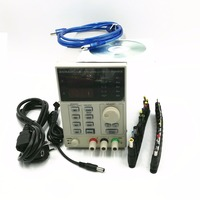 220V Programmable Adjustable Digital DC Power Supply KORAD KA3005P 30V/5A USB Connect Computer With 28pcs Laptop Power Adapter