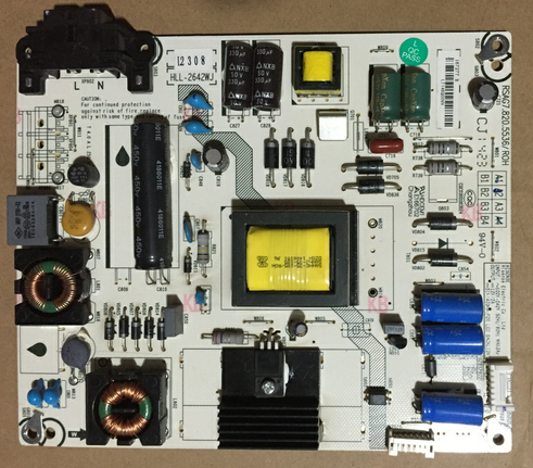 ФОТО Free Shipping>Original 100% Tested Working The LED32EC260JD power board RSAG7.820.5536/ROH reliable quality
