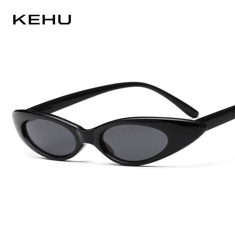 KEHU Lady Cat Eye Sunglasses Water Drop Shape Fashion Sunglasses Sunglasses Women Brand designer design UV400 K9522