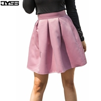 JYSS 5 Color High Waist Fashion Europe And The United States Street Shooting Mini Skirt Women