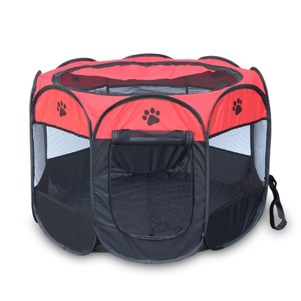 Cool Summer Portable Pet Dog House Cage Plegable Perro Gato Tienda de - Productos animales - foto 5