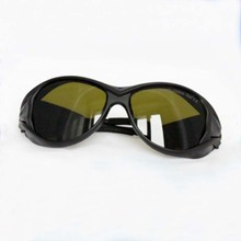 laser goggles 190-450nm & 800-2000nm O.D 4 + CE High VLT% bdjk yh 5e laser safety goggles 190 450nm